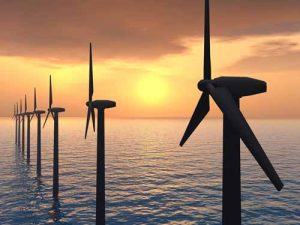 Obama Administration's Climate Action Plan For Offshore Wind Farm